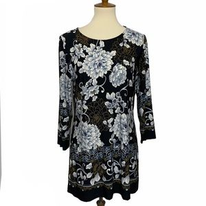 Investments Floral Tunic